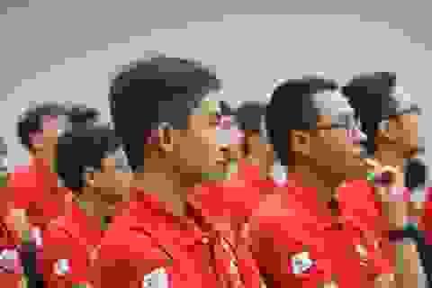 100 học viên khóa 3 của Chương trình 10.000 Kỹ sư Cầu nối chính thức nhập học