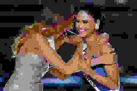 Cựu Hoa hậu hoàn vũ ủng hộ người đẹp Philipppines, Colombia dọa đâm đơn kiện