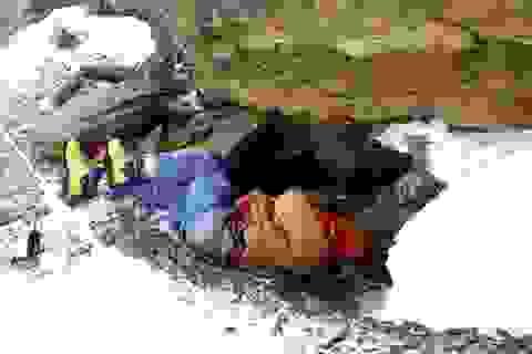 Chuyện về thi thể nổi tiếng nhất trên đỉnh Everest
