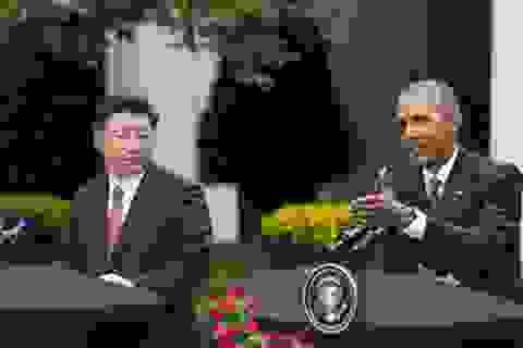 Chủ tịch Tập Cận Bình thăm Mỹ: Kết quả không như kỳ vọng