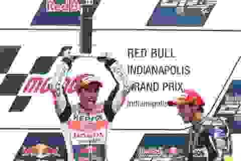 Marquez tiếp tục chứng tỏ IndyGP là của mình
