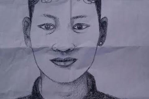 Hành trình truy bắt nghi phạm giết tài xế taxi qua bức họa chân dung