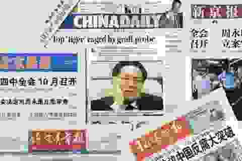 Trung Quốc chống tham nhũng: Phép vua thua lệ làng?