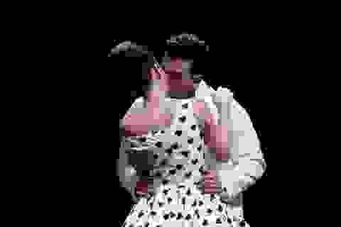 Không gian tràn ngập tình yêu trong show Thu Đông của Đỗ Mạnh Cường
