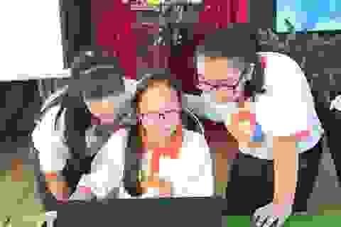 Phú Yên dẫn đầu cả nước về số học sinh tham gia cuộc thi giáo dục