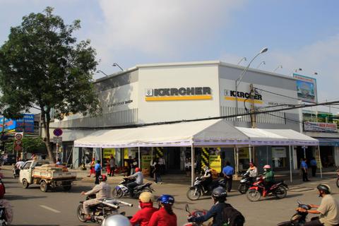 Kärcher – Thương hiệu làm sạch hàng đầu thế giới chính thức ra mắt tại Việt Nam!