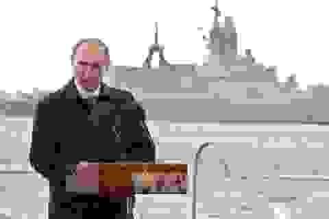 Tổng thống Putin được ủng hộ nhiều nhất tại Nga và Việt Nam