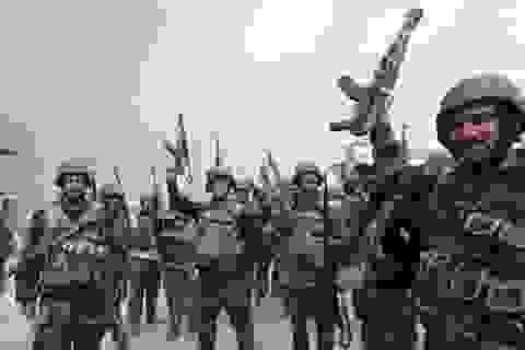 Đòn sấm sét, chiến trường Syria chuẩn bị tư thế đàm phán