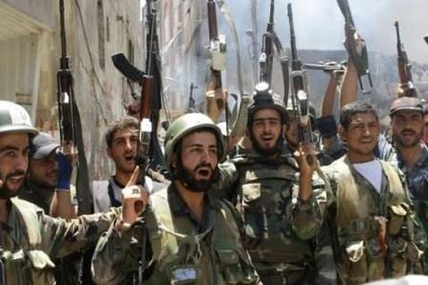Nga - Syria phản đòn vây cắt, tăng áp suất nồi hơi Aleppo
