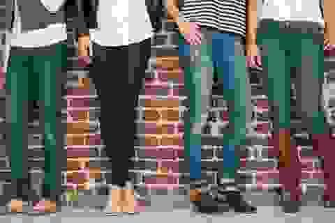 Tăng nguy cơ vô sinh khi mặc quần jeans quá chật