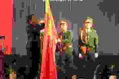Quân khu 9 nhận Huân chương Quân công hạng nhất