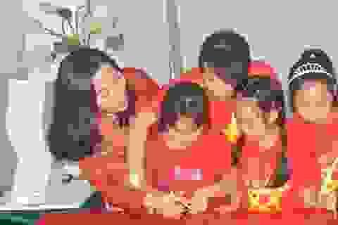 Tôi đang nghe Tổ quốc gọi tên mình!- tiếng lòng của người con đất Việt