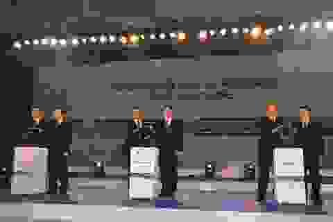 Ra mắt tổng công ty dịch vụ viễn thông VNPT Vinaphone