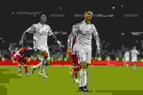 """Real Madrid trút """"cơn mưa bàn thắng"""" vào lưới Vallecano?"""