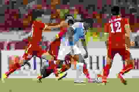 Bóng đá Việt Nam đang xuống cấp trong mắt báo giới nước ngoài