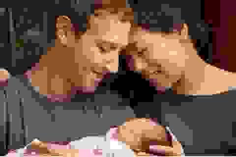Mừng con gái ra đời, CEO Facebook hứa làm từ thiện 99% số cổ phiếu
