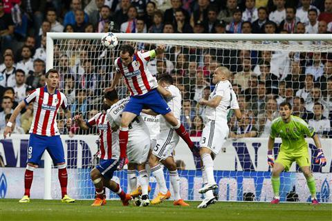Atletico - Real Madrid: Derby khốc liệt tại Vicente Calderon