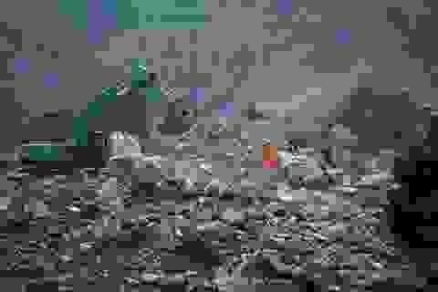 Lở đất tại Trung Quốc, 7 người chết, 57 người vẫn mất tích