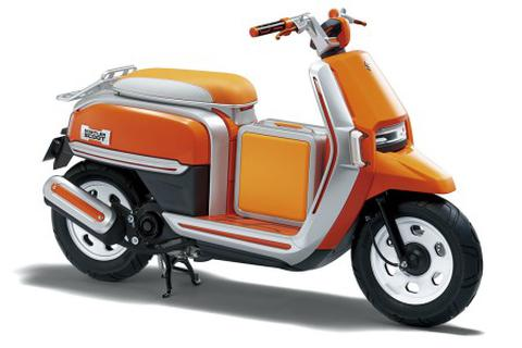 Suzuki Hustler Scoot - Xe ga lý tưởng cho giao thông đô thị
