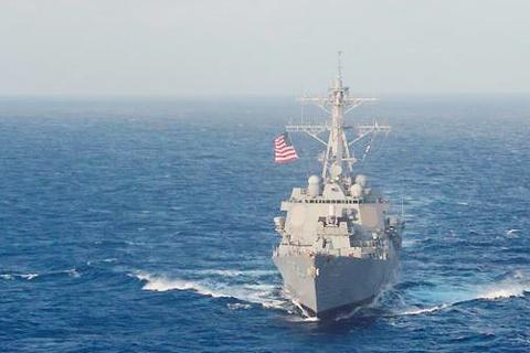 Việt Nam lên tiếng về việc Mỹ đưa tàu chiến tới Biển Đông