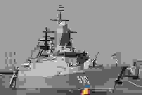 Tàu hộ tống của Hải quân Nga trang bị hệ thống tác chiến hiện đại