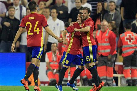 Bỉ - Tây Ban Nha: Cân tài cân sức