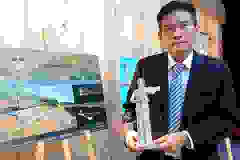 Câu chuyện thắp lửa từ thiết kế tượng đài nghĩa sĩ Hoàng Sa