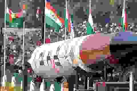 Pakistan lo ngại sức mạnh hạt nhân của Ấn Độ gia tăng căng thẳng