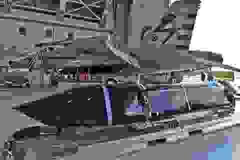 Mỹ tích hợp tên lửa LRASM cho F-18 đối phó Trung Quốc