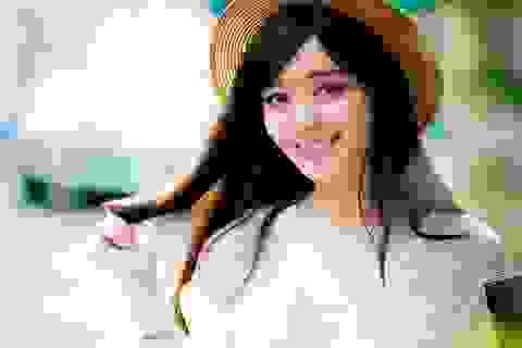 """Ngắm vẻ đẹp """"kẹo ngọt"""" của 9x Sài thành"""