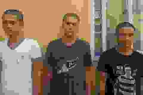 Thiếu tiền tiêu, 3 thanh niên đi cướp xe máy