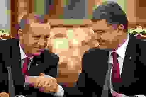 Thổ Nhĩ Kỳ đấu Nga: Kích hoạt phong tỏa tử huyệt Crimea?