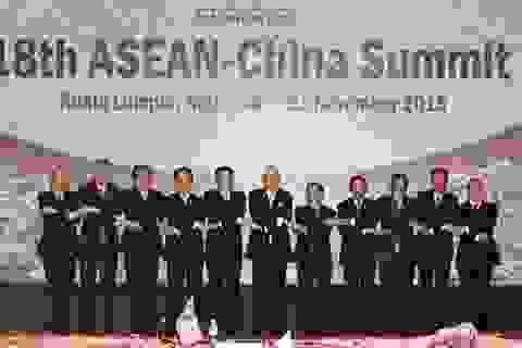 Biển Đông lại làm nóng các Hội nghị cấp cao ASEAN