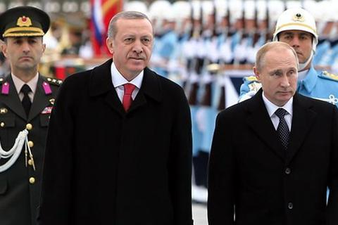 Lật lại lịch sử phức tạp Nga – Thổ