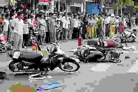 Bị tai nạn trên đường đi làm việc, hưởng chế độ ra sao?