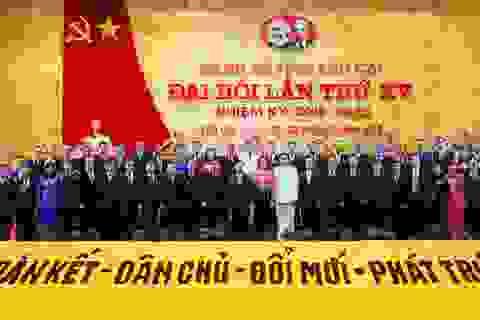 Ông Nguyễn Văn Vịnh tiếp tục làm Bí thư Tỉnh ủy Lào Cai