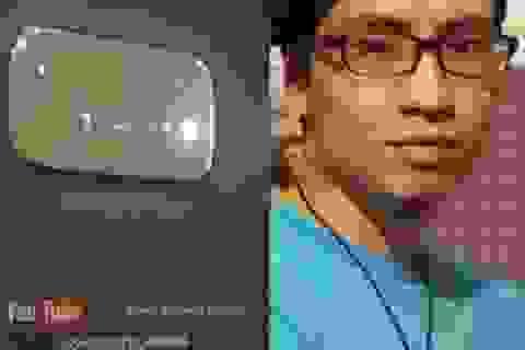 Một năm sau ngày mất, Toàn Shinoda nhận nút bạc Youtube