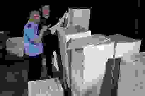 Trung Quốc triệt phá đường dây tiền giả chấn động Quảng Đông