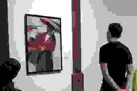 Xem tranh của các danh họa Việt tại bảo tàng quốc gia Singapore