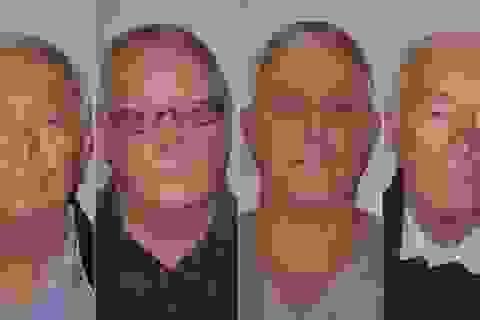 """Băng trộm """"già"""" và phi vụ 30 triệu USD chấn động nước Anh"""