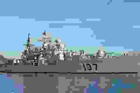 Trung Quốc thử tên lửa chống hạm siêu âm trên biển Hoa Đông