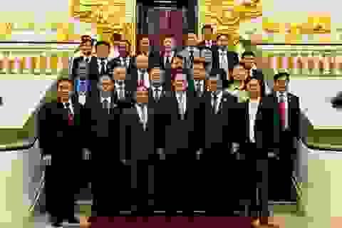Thủ tướng: Chung tay chống tội phạm xuyên quốc gia, khủng bố