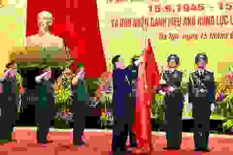 Thủ tướng: Xây dựng nền công nghiệp quốc phòng mạnh, hiện đại