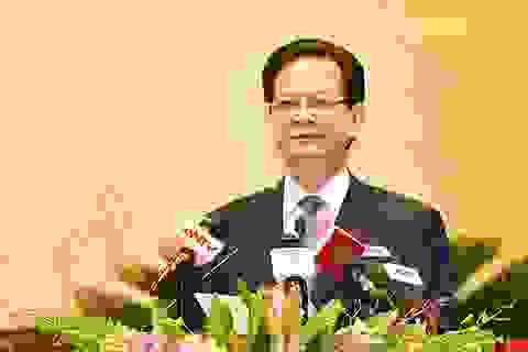 Thủ tướng: Sự nghiệp bảo vệ chủ quyền biển đảo đứng trước nhiều thách thức