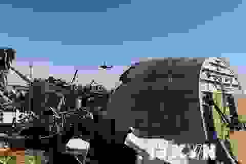 Vụ máy bay Nga rơi: Quả bom có thể được đặt dưới ghế hành khách