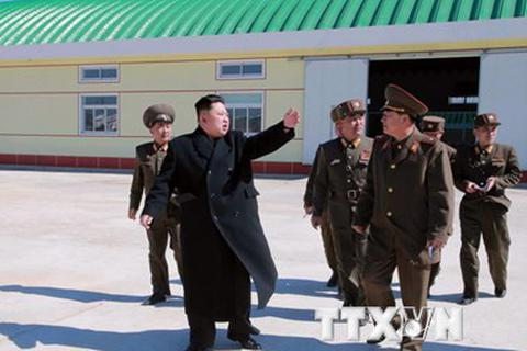 Triều Tiên thay thế một số ủy viên trong Quân ủy trung ương