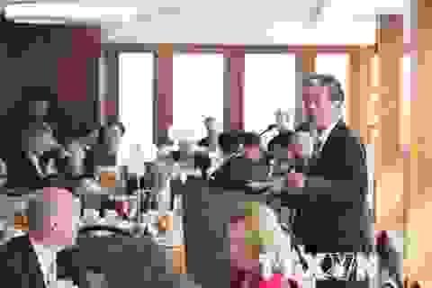 Việt kiều tại Mỹ muốn hợp tác kinh doanh với doanh nghiệp trong nước