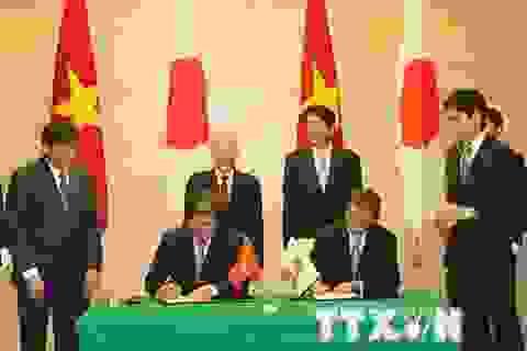 Báo chí Nhật Bản đưa tin đậm về chuyến thăm của Tổng bí thư