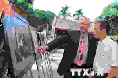 Tiệc kỷ niệm 20 năm bình thường hóa quan hệ Việt Nam-Hoa Kỳ