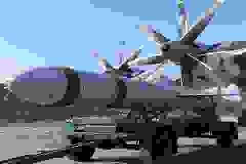 Chiến sự Syria: Nga tung con bài chiến lược kết thúc nhanh?